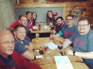 Hop On Guests at Junk Ditch Brewing